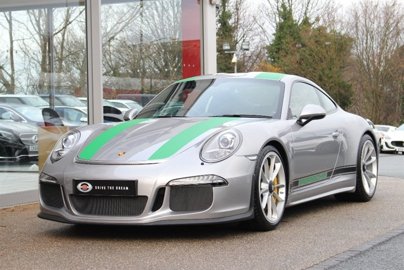 used Porsche 911 4.0 991 R 2dr in north-yorkshire