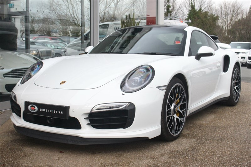 used Porsche 911 MK 991 Turbo S PDK 4x4 2dr in north-yorkshire