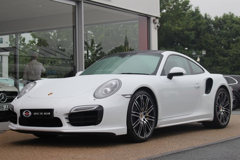 used Porsche 911 3.8 Turbo S in north-yorkshire