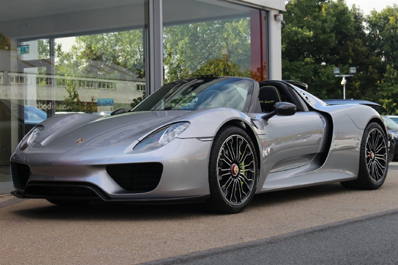 used Porsche  918 in north-yorkshire