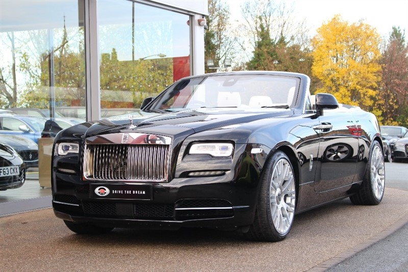 used Rolls-Royce Dawn 2dr in north-yorkshire