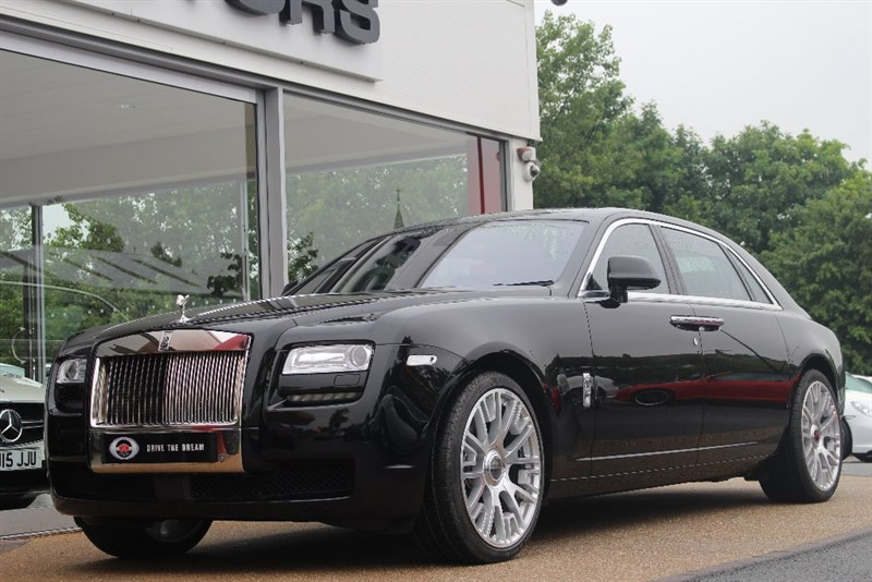 used Rolls-Royce Ghost 6.6 4dr in north-yorkshire