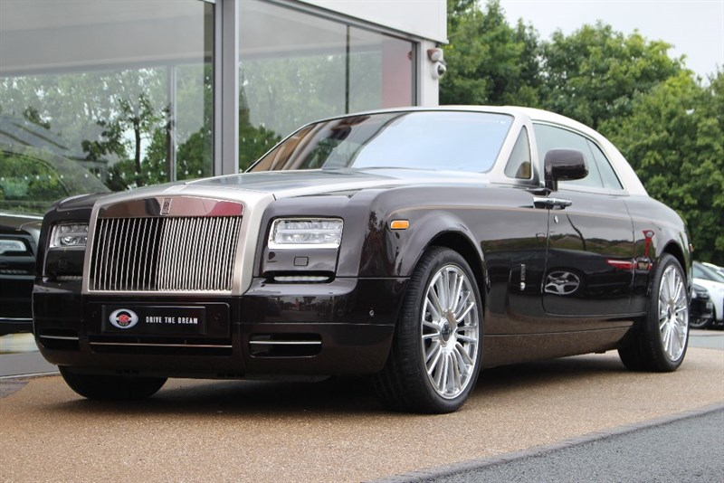 used Rolls-Royce Phantom 2dr in north-yorkshire