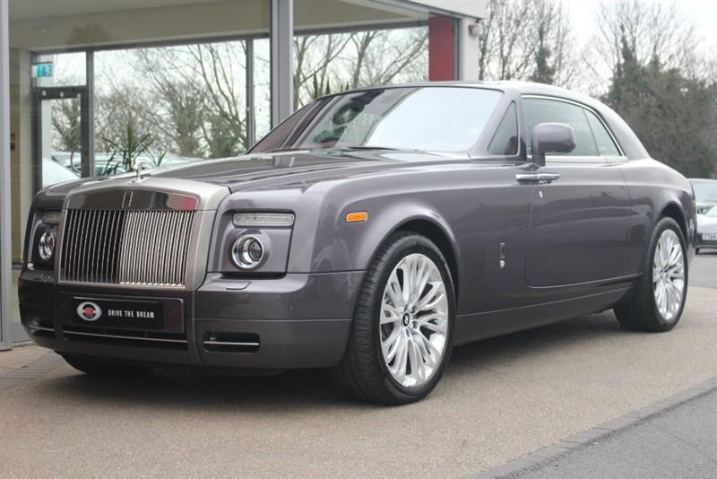 used Rolls-Royce Phantom  in north-yorkshire