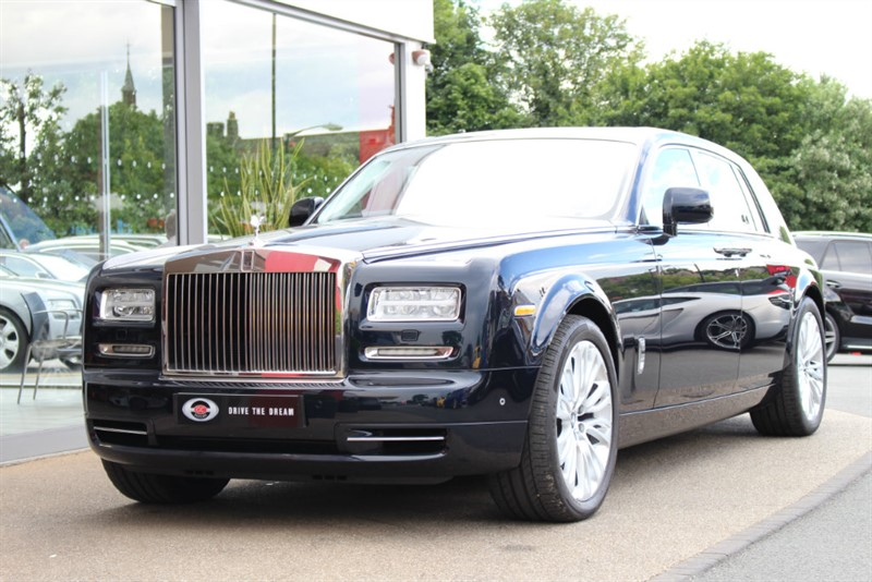 used Rolls-Royce Phantom 4dr in north-yorkshire