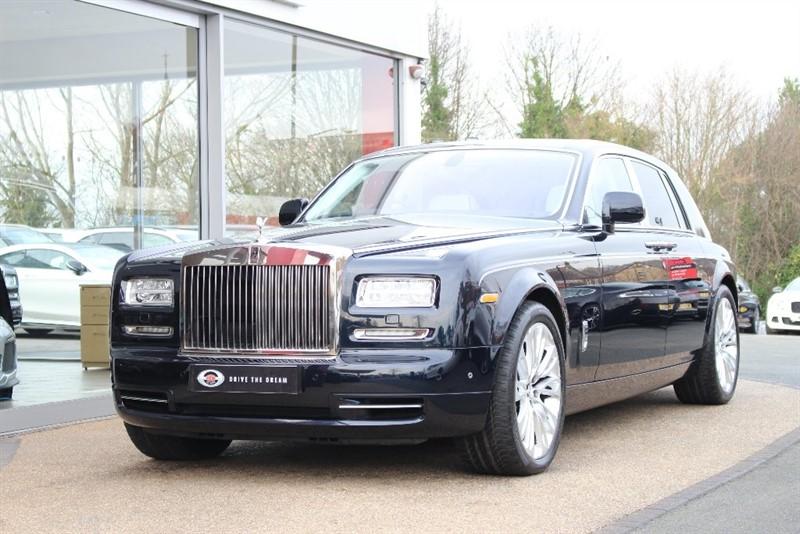 used Rolls-Royce Phantom 4dr in north-yorkshire