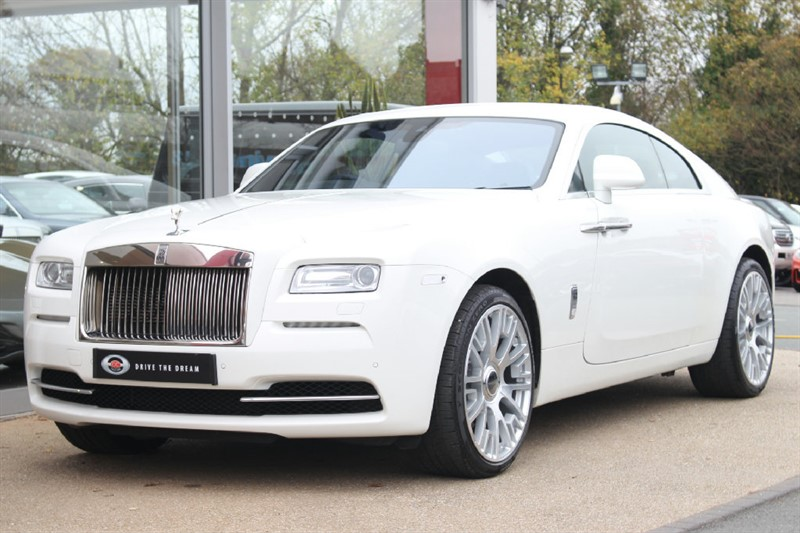used Rolls-Royce Wraith  in north-yorkshire