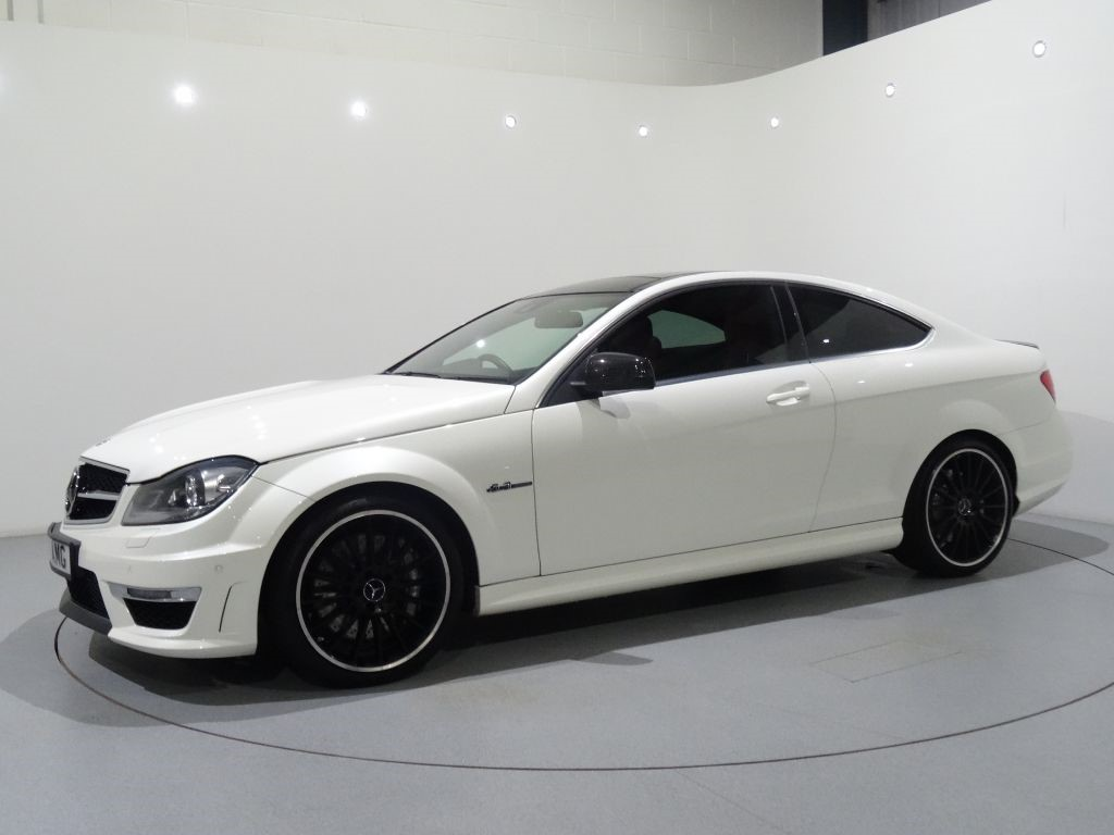 usedmercedes c class c63 amg edition 125 mct for sale in. Black Bedroom Furniture Sets. Home Design Ideas