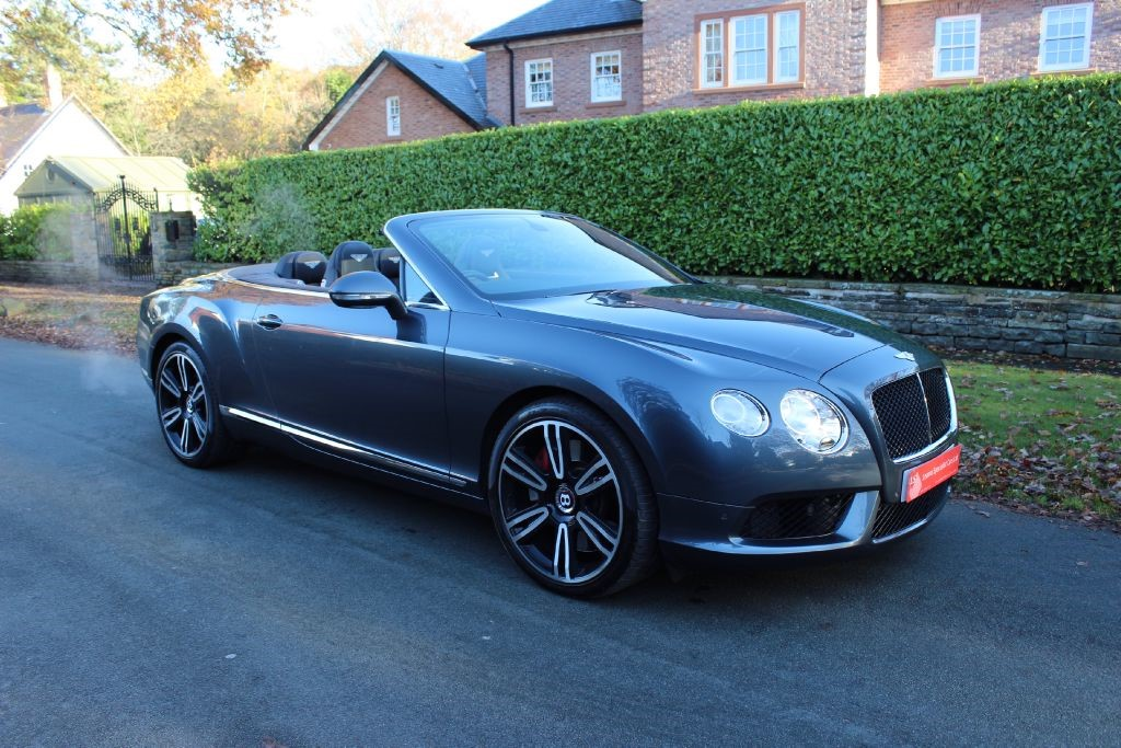 Used Bentley Continental Gtc V8 Knutsford Cheshire Leama Specialist Cars