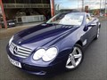 Mercedes SL SL500 + SAT-NAV + FSH + WOW CONDITION