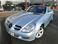 Mercedes SLK SLK200 KOMPRESSOR + 1 LADY OWNER + LOW MILES + FMSH