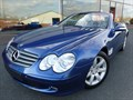 Mercedes SL SL350 + LOW MILES + FSH + BLUE-TOOTH + F & R PARKING