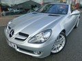 Mercedes SLK SLK200 KOMPRESSOR + VERY LOW MILES + FSH + AMG BODY KIT + LOCAL OWNER