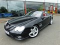 "Mercedes SL SL55 AMG + F1 PACK + SAT-NAV + PAN-ROOF + 19"" ALLOYS +"