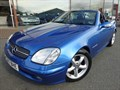 Mercedes SLK SLK200 KOMPRESSOR + LOW MILES + FSH + BEST COLOUR + LADY OWNERS