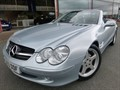 "Mercedes SL SL350 + 18"" ALLOYS + SAT-NAV + GLASS ROOF + CRUISE + SERVICE HISTORY +"