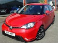 MG MG 3 3 STYLE LUX VTI-TECH + 1 OWNER + FSH + LEATHER