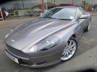 Used Aston Martin DB9 V12 + COLOUR NAV + LOW MILES + WOW WOW WOW