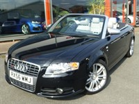 Used Audi A4 S4 QUATTRO + SAT-NAV + BOSE + HEATED LEATHER +