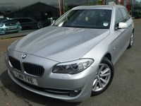 Used BMW 520d SE TOURING + FSH + HEATED LEATHER + LOCAL OWNER