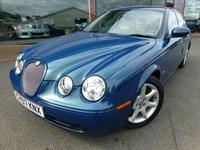 Used Jaguar S-Type S D + LEATHER + FSH + REVERSE PARK + GREAT COLOUR