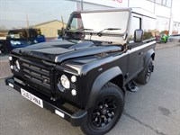 Used Land Rover Defender 90 TD HARD TOP + £10,000 SMC CONVERSION + LEATHER + WOW + WOW