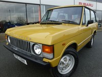 Used Land Rover Range Rover MUST BE SEEN TO BE APPRECIATED + AIR-CON + VERY RARE 2 DOOR MODEL