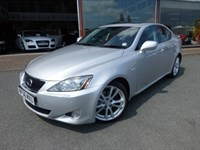 Used Lexus IS 250 SPORT + SAT-NAV + LOCAL CAR + FSH + ELECTRIC SUNROOF