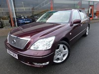 Used Lexus LS 430 + SAT-NAV + LOW MILES + EXCELLENT CONDITION