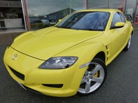 Used Mazda RX8 IMPORT + LOW MILES + WOW CONDITION + AIR-CON + BIG SPOILER