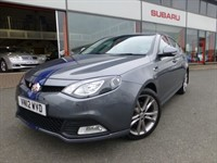 Used MG 6 TSE GT + SAT-NAV + FMGSH + LOCAL CAR + LEATHER