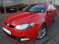Used MG 6 TSE GT DTI + SAT-NAV + LEATHER + REVERSE PARK