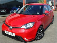 Used MG MG 3 3 STYLE LUX VTI-TECH + 1 OWNER + FSH + LEATHER