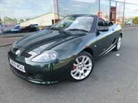 Used MG TF 135 LE 500 + LOW MILES + LEATHER + FSH + MG PLATE