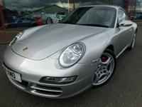"Used Porsche 911 CARRERA 2 S + SAT-NAV + LOW MILES + FPSH + 19"" ALLOYS + S/S EXHAUST"