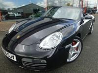 "Used Porsche Boxster 24V S + 19"" ALLOYS + PSM + SAT-NAV + FPSH + LOW MILES + MINT"