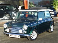 Used Rover Mini COOPER I + 2 OWNERS + LOW MILES + FSH + MINT