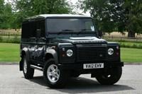 Used Land Rover Defender 110 LWB Utility Wagon TDCi (2.2)