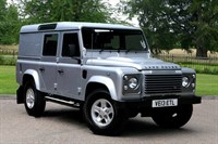 Used Land Rover Defender 110 LWB XS Utility Wagon TDCi (2.2)