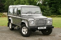 Used Land Rover Defender 110 LWB County Station Wagon TDCi (2.2)