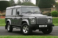 Used Land Rover Defender 110 LWB XS Utility Wagon TDCi (2.2)