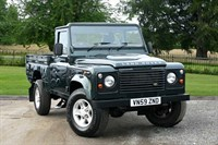 Used Land Rover Defender 110 LWB County Double Cab PickUp TDCi