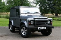 Used Land Rover Defender 90 2.2d 3 dr