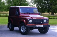 Used Land Rover Defender 90 SWB Hard Top TDCi