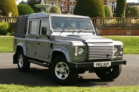 Used Land Rover Defender 110 LWB XS Double Cab PickUp TDCi (2.2)