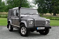 Used Land Rover Defender 110 LWB XS Double Cab PickUp TDCi