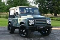 Used Land Rover Defender 90 SWB PickUp TDCi (2.2)