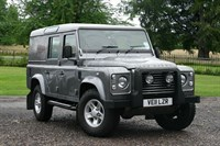 Used Land Rover Defender 110 2.4d XS
