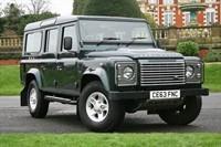 Used Land Rover Defender 110 LWB XS Station Wagon TDCi (2.2)