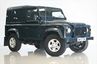 Used Land Rover Defender 90 SWB Hard Top TDCi (2.2)